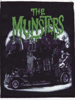 The Munsters Patch