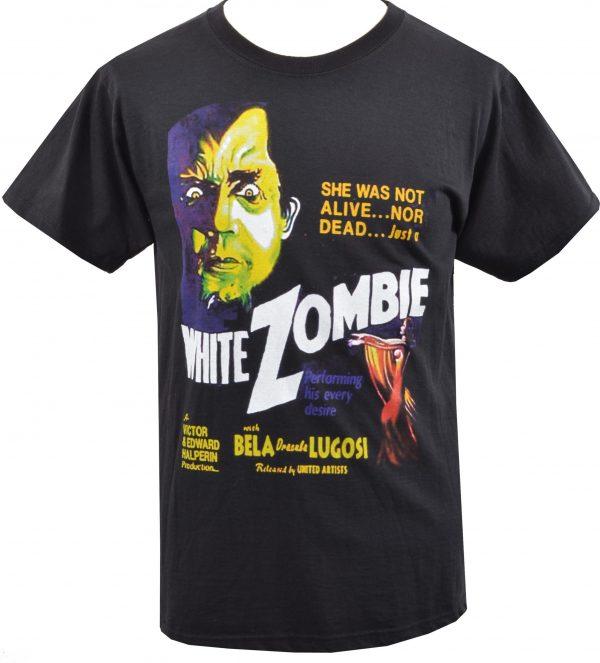 White Zombie Mens T-Shirt