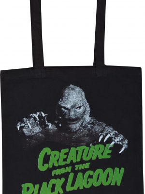 Creature from Black Lagoon (Red) Tote Bag