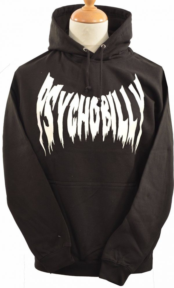 Psychobilly Hoodie
