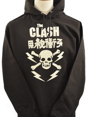 The Clash Japan Hoodie