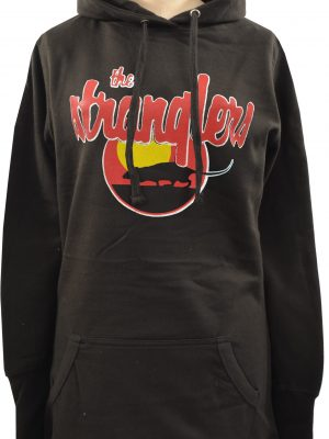 The Stranglers Moon Ladies Long Hoodie