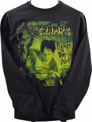 The Cramps Halloween Unisex Sweatshirt