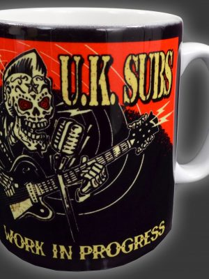 Sid Vicious Coffee Fix Mug
