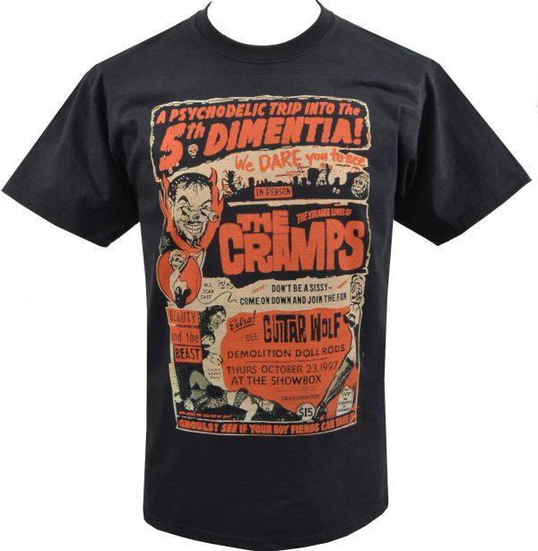 The Stranglers Moon Mens T-Shirt