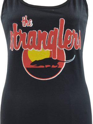 The Stranglers Japan Ladies Tank Top