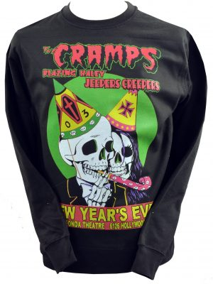 The Cramps Stay Sick! Unisex Sweatshirt