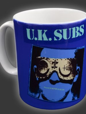 UK Subs Another Kind of Blues Mug