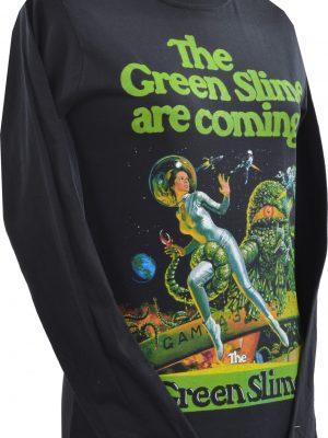 Siouxsie Glow Ladies Long Sleeve Top