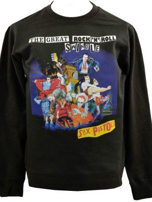 Sex Pistols Holidays in the Sun Unisex Sweatshirt