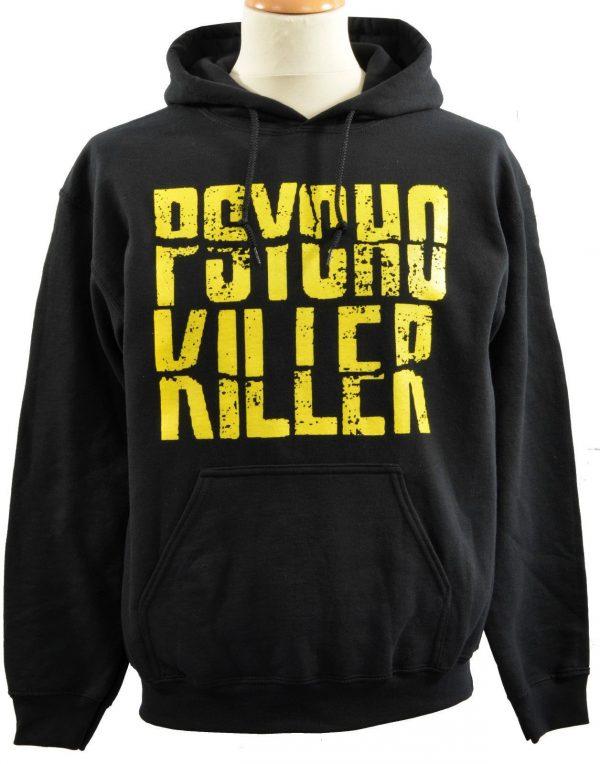 Psycho Killer Dark Grey Hoodie
