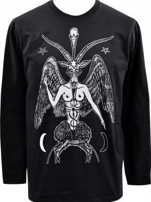 Ouija Board Mens Long Sleeve Top