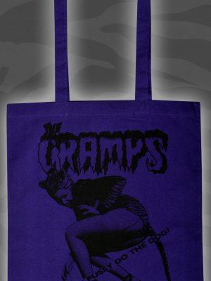 Cramps Lagoon Tote Bag