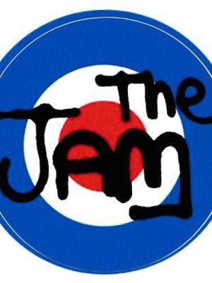 The Jam Mod Cons Vinyl Sticker
