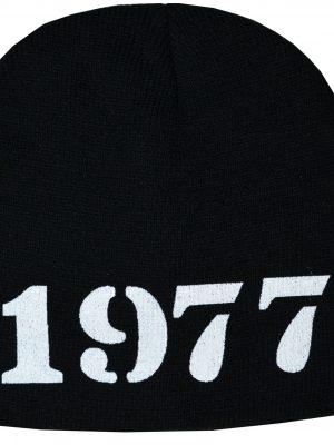 1977 Black Beanie