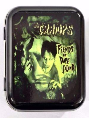 The Cramps Halloween Tin