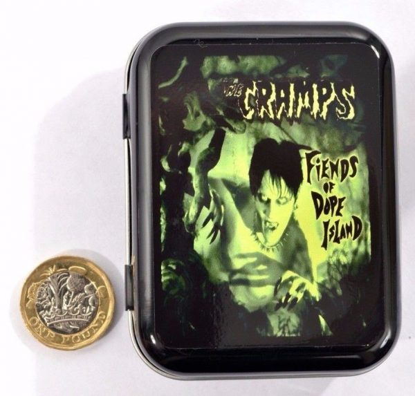 The Cramps Halloween Tin