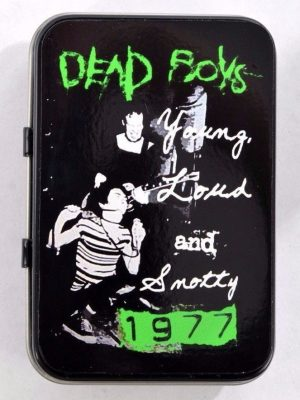 Dead Kennedys Small Tin