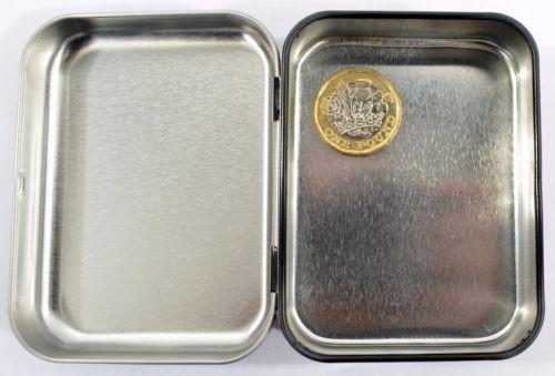 UK Subs Warhead Tin