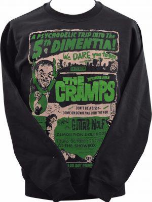 The Cramps 5th Dimentia Unisex Sweatshirt