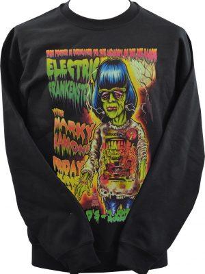 Johnny Ace Dee Dee Ramone Unisex Sweatshirt
