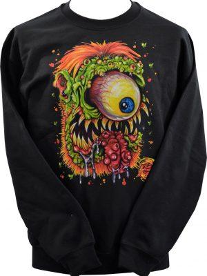 Johnny Ace Draaaag Slob Unisex Sweatshirt