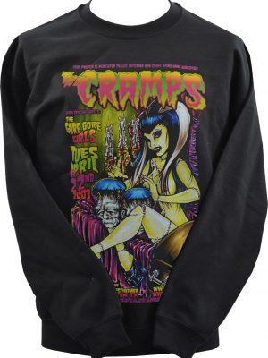 Johnny Ace The Cramps Unisex Sweatshirt