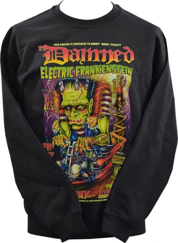 Johnny Ace The Damned Unisex Sweatshirt