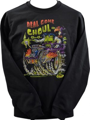 Johnny Ace Real Gone Ghoul Unisex Sweatshirt