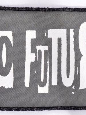 No Future Grey Patch