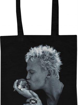 Billy Idol Black Tote Bag