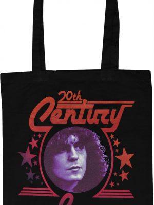 Marc Bolan 20th Century Boy Black Tote Bag