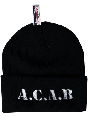 A.C.A.B Embroidered Beanie