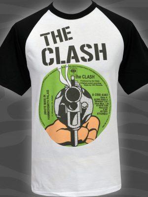 The Clash Hammersmith Baseball T-Shirt