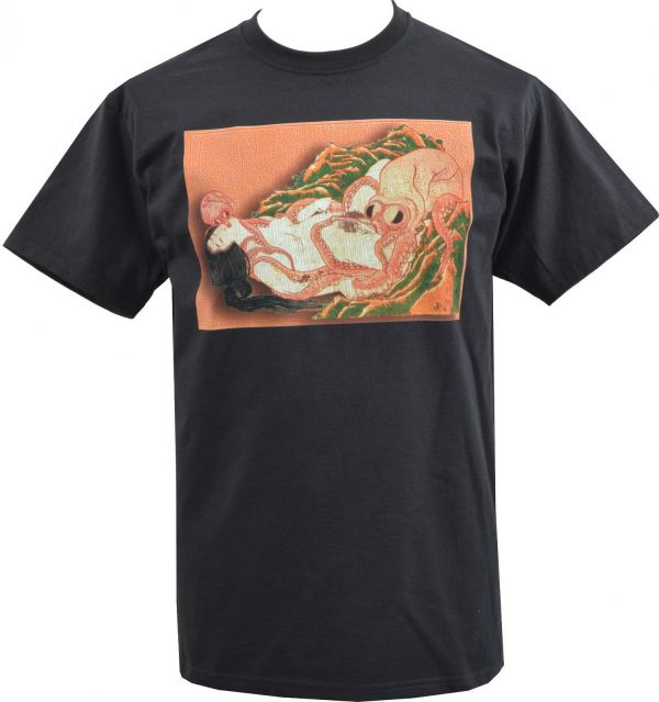 The Fishermans Wife Octopus Mens T-Shirt