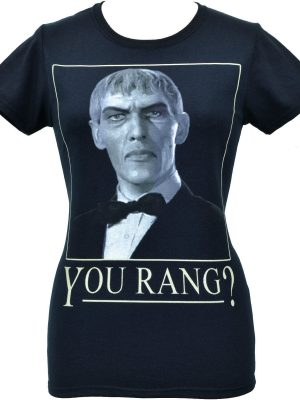 'You Rang?' Ladies T-Shirt