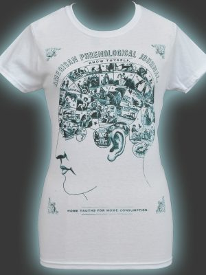 American Phenomenological Journal Ladies White T-Shirt