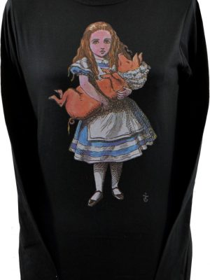 Alice In Wonderland White Pig Baby Long Sleeve Top