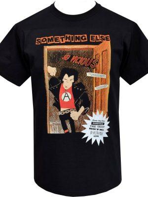 Sid Vicious Something Else Mens T-Shirt