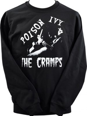 The Cramps Poison Ivy Unisex Sweatshirt