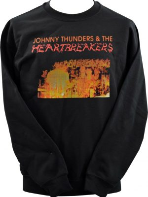 Johnny Thunders & The Heart Breakers Unisex Sweatshirt