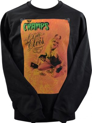 The Cramps A Date With Elvis Unisex Sweatshirt