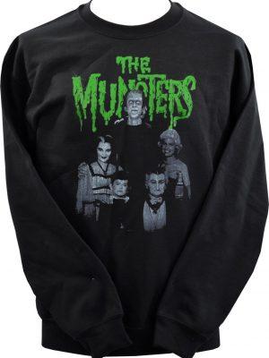Meet The Munsters Unisex Sweatshirt