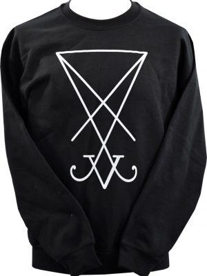 The Sigil Of Lucifer Unisex Sweatshirt