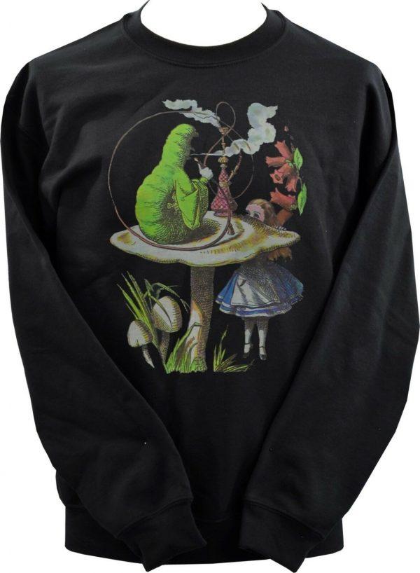 Alice In Wonderland Caterpillar Unisex Sweatshirt