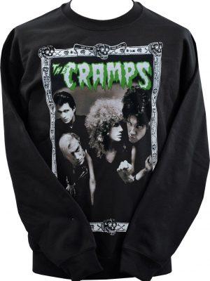 The Cramps Stay Sick Unisex Sweatshirt
