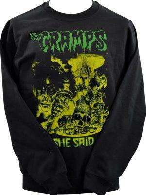 The Cramps She Said Unisex Sweatshirt