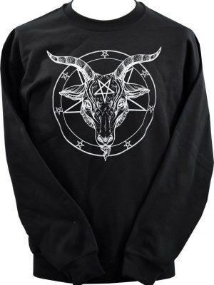 Baphomet Pentagram Unisex Sweatshirt