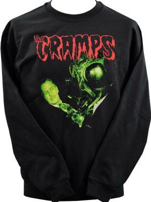 The Cramps I'm A Human Fly Unisex Sweatshirt