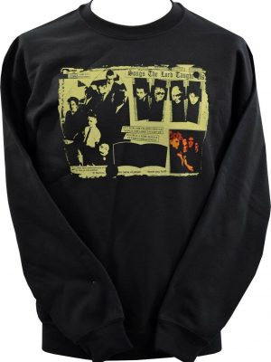The Cramps Songs The Lord Taught Us Unisex Sweatshirt